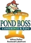 2015 Pond Boss VI Conference and Expo