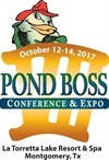 Pond Boss VII Conference & Expo