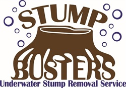 Stumpbusters Underwater Stump Removal Service