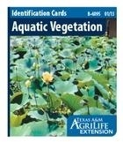 Aquatic Vegetation Identification Cards
