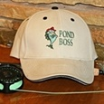 Pond Boss Cap