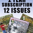 New Subscriber Special - 2 Year Subscription