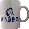 Pond Boss Ceramic Mug